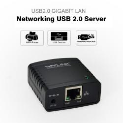 Servidor impresión + Cable UTP 15 Metros