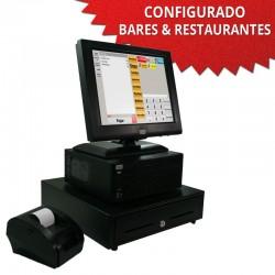 "TPV TÁCTIL 15"" para Restaurantes y Bares - 58mm"
