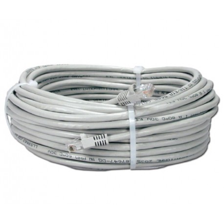 Cable de red UTP 30 metros - Cable ethernet barato