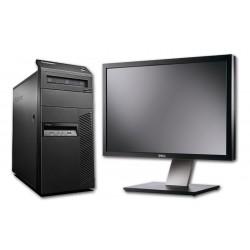 "Ordenador Sobremesa + Monitor 19"" - PC Barato - Pc segunda mano"