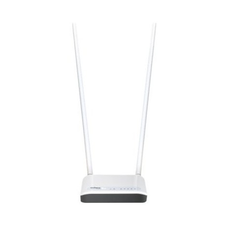 Edimax Router+P.A.+Extend 2T2R 9dBi N300 - Router para restaurantes - Router wifi gran potencia. Router Wifi gran alcance