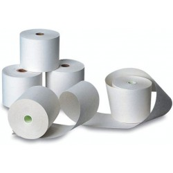 Papel Térmico 58MM Pack 5 uds
