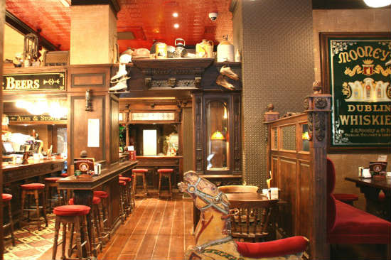 Bar irlandes blog tpvmax - Decoracion pub irlandes ...