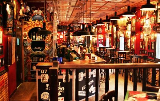 Curiosidades blog tpvmax - Decoracion bares tematicos ...